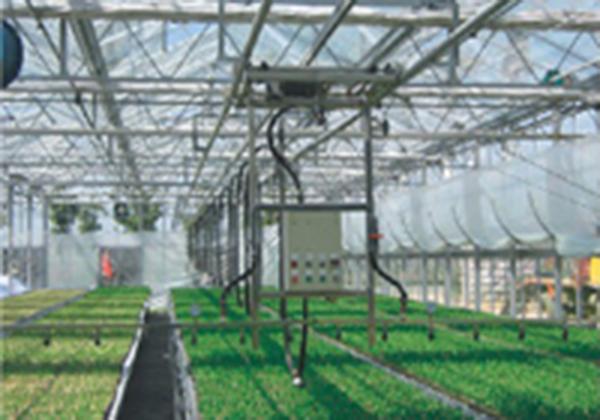 灌溉施肥系統